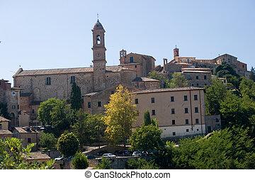Montepulciano Town