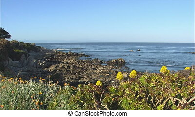 Monterey Lovers Point - WS from Lover\'s Point, Monterey of...