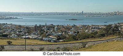 Montevideo panorama