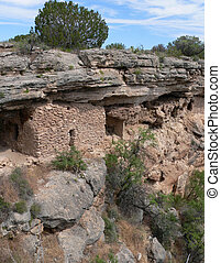 Montezuma Well Cliff Dwellings