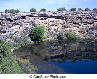 Montezuma's Well National Monument