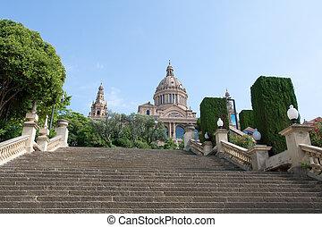Montjuic Royal Palace