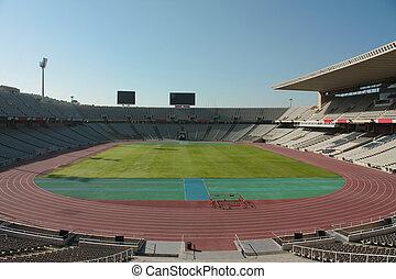 montjuic, stadio olimpico