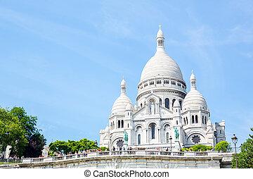 Montmartre  Paris France.