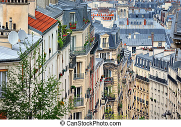 Montmartre Quarter