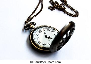 montre poche