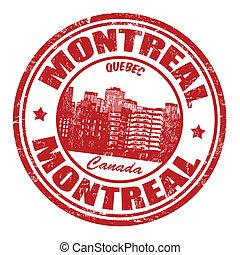 montreal, briefmarke