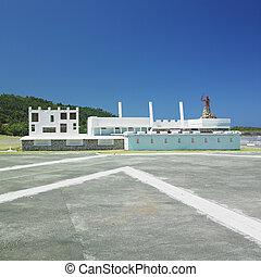 monument, baracoa, cuba