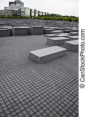 monument in memory of the Holocaust