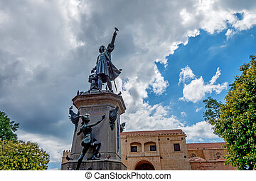 Monument of Christopher Columbus