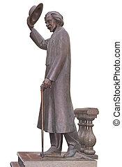 Monument of Sholom Aleichem