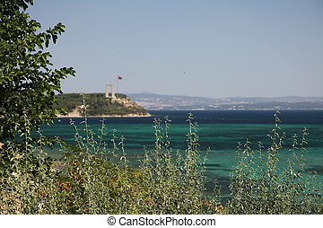 Monument of the Martyrs - Mehmet?ik Feneri, Lighthouse,...