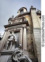 Monument to Gaspard de Coligny