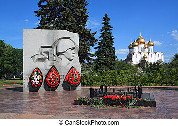 monument unknown soldier