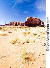 Monument Valley National Park, Utah-Arizona, USA