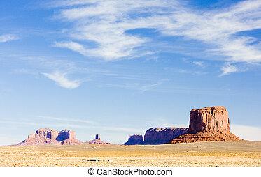 Monument Valley National Park, Utah, Arizona, USA