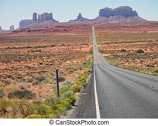 Monument Valley, U.S.A.