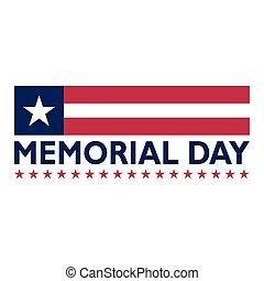 monumento conmemorativo, bandera, día