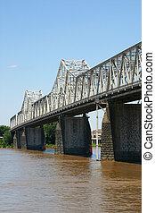 monumento conmemorativo, bridg, clark