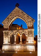 monumento conmemorativo, de, odivelas, portugal