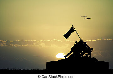 monumento conmemorativo, guerra