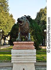 monumento, quimera
