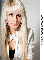 mooi, blonde
