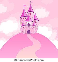 mooi, kasteel