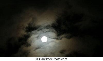 moon 4k