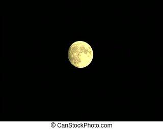 MOON full - A full moon