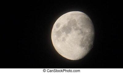 Moon last quater