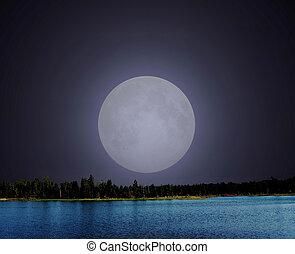 moonrise, see