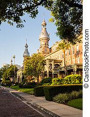 Moorish Architecture of University of Tampa - Henry B Plant...