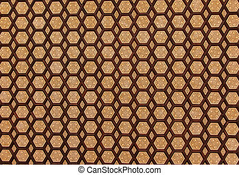 Moorish Tile, Seville, Spain