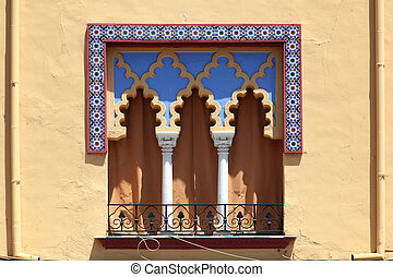 Moorish Window Cordoba