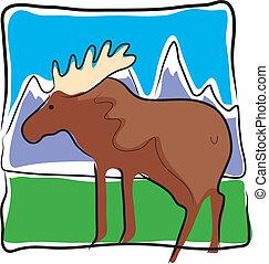 Moose Land