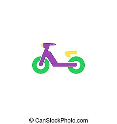 Moped Icon Vector