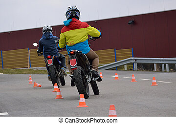 mopedfahrtraining