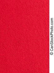 moquette rouge, texture