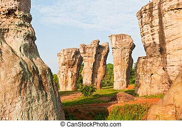 Mor Hin Khao Chaiyaphum,Stonehenge