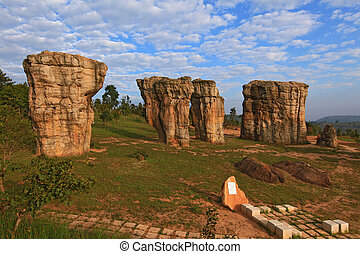 Thailand stonehenge