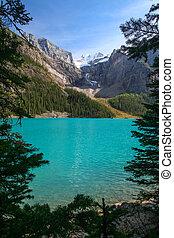 Moraine Lake at the Banff National Park