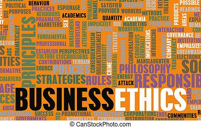 moralidad negocio