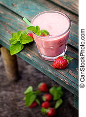 moranguinho, bebida fruta