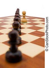 morceaux échecs