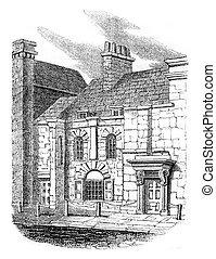 mordowany, dom, buckingham, rocznik wina, co, albo,...