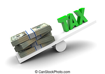 More money less tax