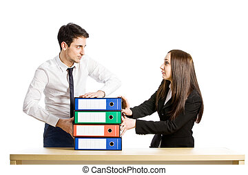 More Tasks - photo of job life where boss is giving more ...