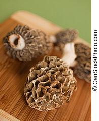Morel Mushrooms - Freshly picked flavorful morel mushrooms. ...