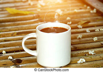 morgen koffie